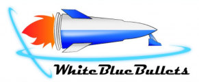 WhiteBlue Bullets