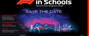 World Finals 2018 - Save The Date